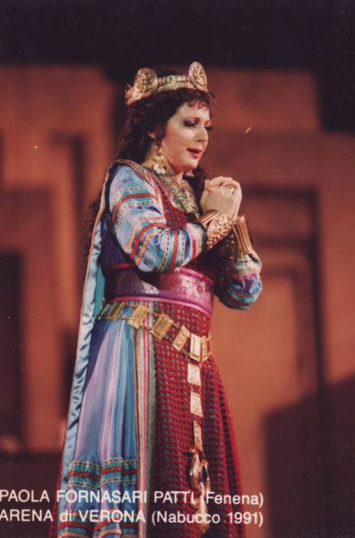18 - Nabucco di G. Verdi - 1991 - Arena di Verona 1